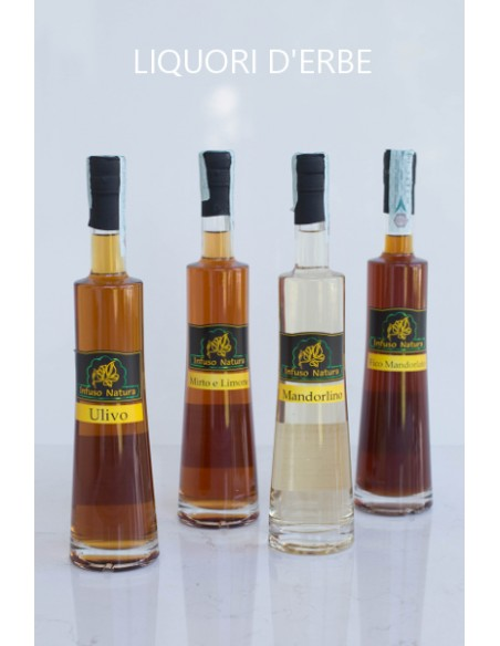 Liquori d'erbe Infuso Natura di Sapori Salento